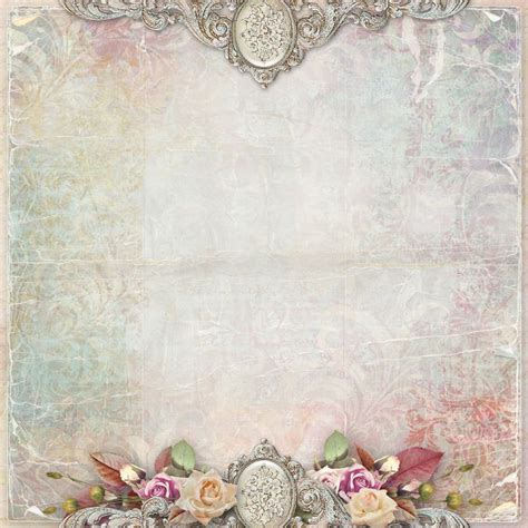 93 best images about wafer paper on pinterest shabby