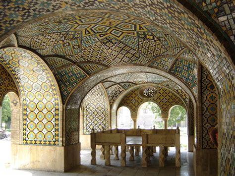 Iran Architecture Historical Iranian And Golestan Palace