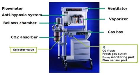 Anesthesia Machine With Ventilator 301 Moved Permanently