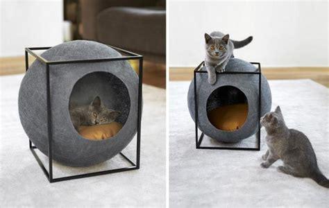 Modern Cat House la niche pour chat designs amusants