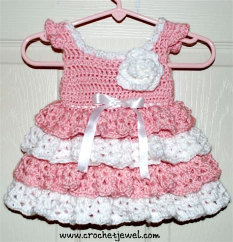 pattern free crochet baby dress 16 beautiful handmade baby gift sets with free crochet