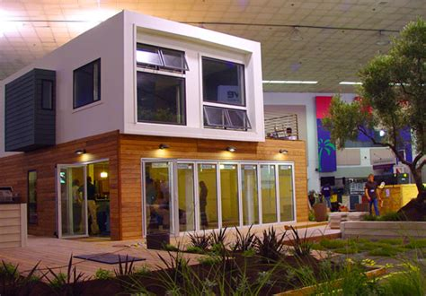 west coast home design inspiration sg blocks container house debuts at west coast green