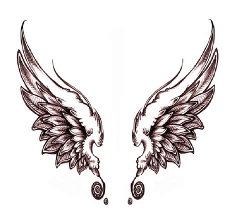 dark angel wings tattoo designs wings by uchiharenee1515 deviantart on