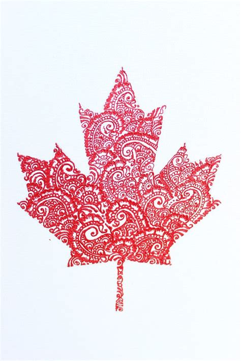 henna maple leaf canadian flag henna crafts henna on