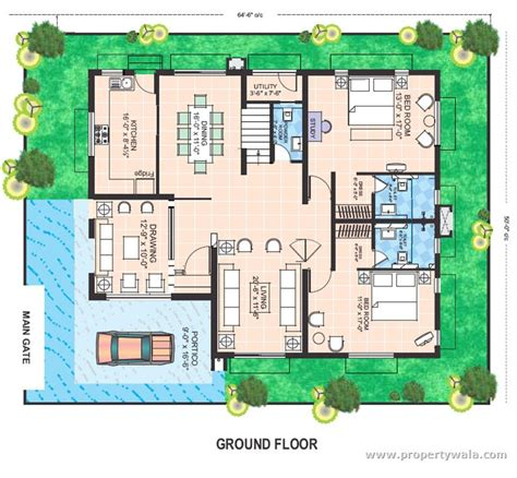 Single House Floor Plan by East Facing House Vastu Plan With Pooja Room In Tamil