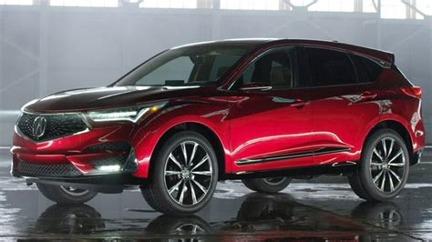 2019 Acura Rdx Preview by 2019 Acura Rdx Preview Pricing Release Date