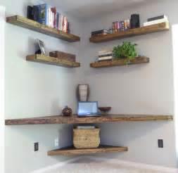 floating corner desk best 25 floating corner shelves ideas on