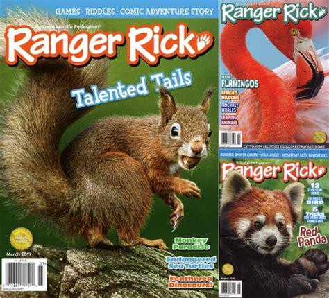 magazine discount ranger rick magazine subscription just 11 99 a year
