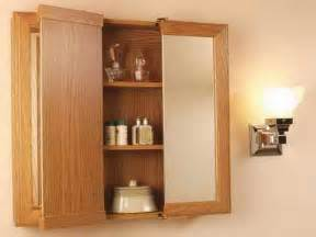 wooden medicine cabinets for bathrooms modern recessed medicine cabinets for bathroom with