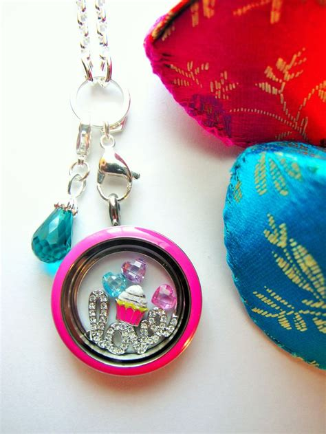 Origami Owl Cupcake Charm - origami owl locket cupcakes so do we with the