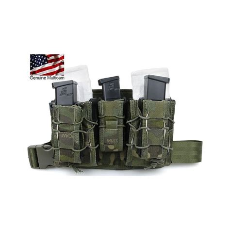 Camouflage Panel Pouch tmc hight hang mag pouch and panel set multicam 174 tropic