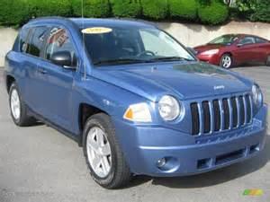2007 marine blue pearlcoat jeep compass sport 4x4