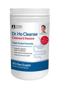 Dr Ho 90 Day Detox by Products Therabotanics