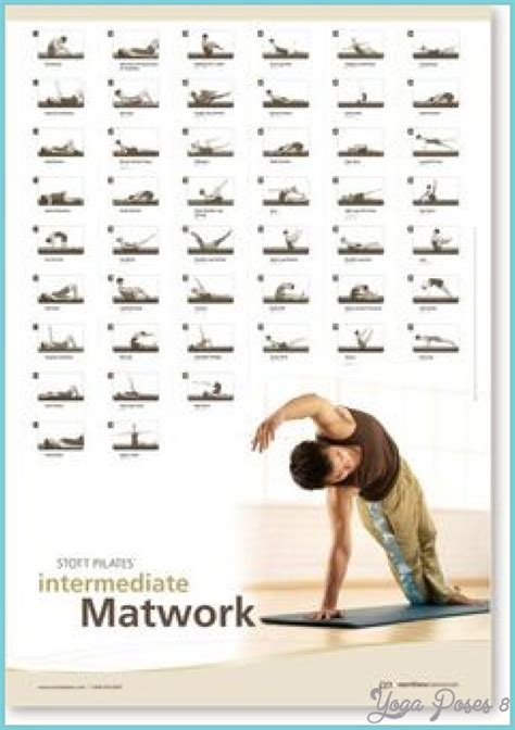 Advanced Pilates Mat Exercises by Advanced Pilates Exercises Poses
