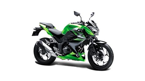 Kawasaki ER 6N / Z250 launched at a price of 4.78 / 2.99 lakh