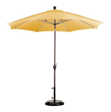 yellow patio umbrella 9 patio umbrella yellow sunshade