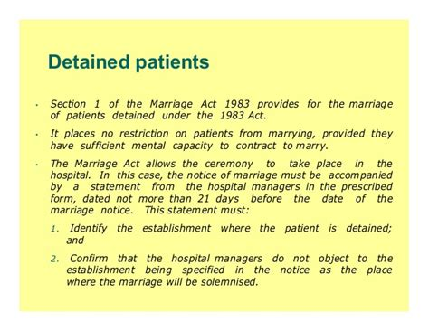section 24 mental health act mental health law common law remedies