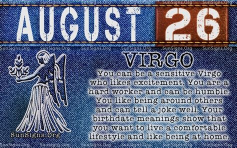born lucky definition august 26 zodiac horoscope birthday personality sun signs