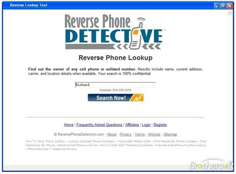 Search Phone Numbers Free Email Lookup Detective