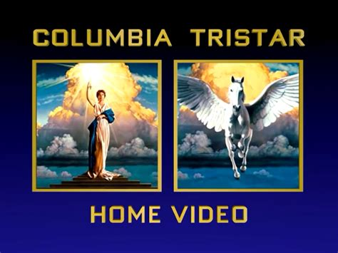 columbia tristar home 1993 logo remake by