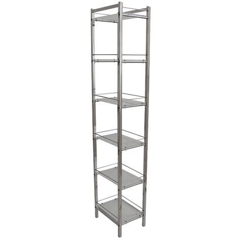 john lewis bathroom shelves ice 6 tier shelf unit ice john lewis and bathroom shelf