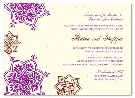 indian wedding reception invite wording sles wedding card images cards ind on invitation wording for