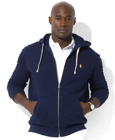 Polo Ralph Lauren Men's Big and Tall Classic Fleece Full