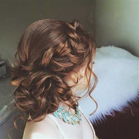 Prom Hairstyles For Hair Updos by 40 New Updo Hairstyles For Prom Hairstyles 2016 2017