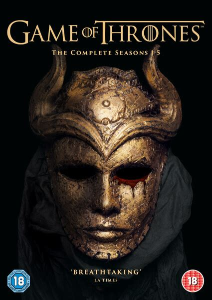 of thrones 1 5 die komplette staffel 1 2 3 4 5 dvd of thrones staffel 1 5 dvd zavvi de