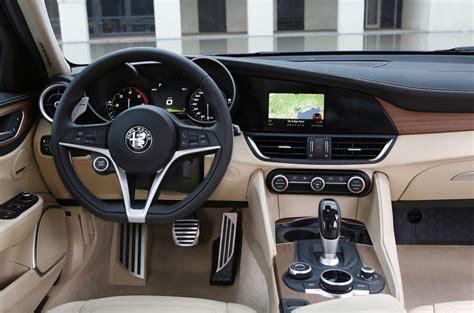 alfa romeo dashboard alfa romeo giulia review 2017 autocar