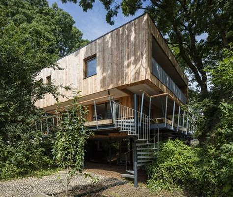 tree house plans uk is it a passivehouse or is it a treehouse yes treehugger
