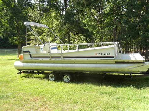 usa pontoon pontoon harris kayot 1983 for sale for 3 500 boats from