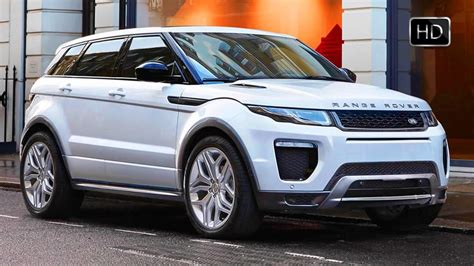 Land Rover Small Suv by 2016 Range Rover Evoque Compact Suv Exterior Design Hd