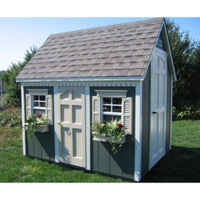decorative sheds  playhouses lawn garden