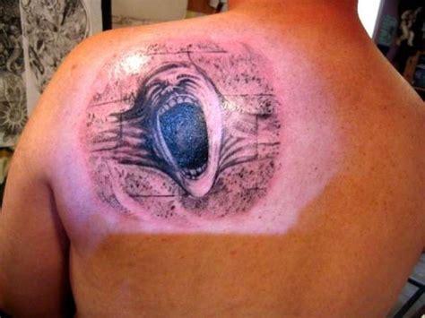 scream tattoo the scream
