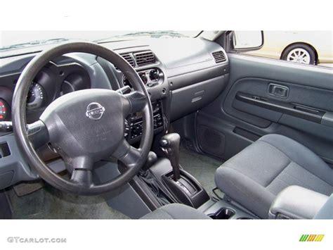 2002 nissan frontier interior 2002 nissan frontier xe crew cab 4x4 interior photos
