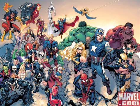 marvel universe marvel your universe cover