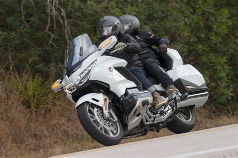 gold motorcycle 2018 honda gold wing md first ride 171 motorcycledaily com
