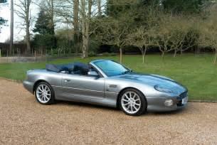 Aston Martin Db7 Convertible Aston Martin Db7 Volante Wedding Cars Gallery