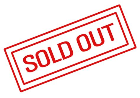 Sold Out by Toronto Vintners Club Sold Out