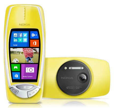 Nokia 3310 Gets nokia 3310 pureview 2