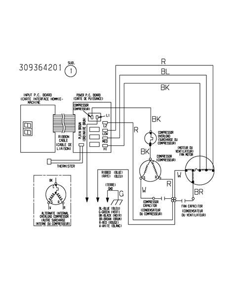 rv ac units wiring diagrams home ac unit wiring diagram