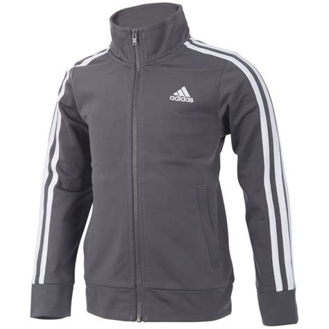 Jaket Parasut Adidas Jaket Outdoor Hoodie Jaket Running Sweater boys clothes boys athletic clothes outdoor clothes academy
