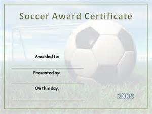free printable soccer certificate templates 8 new certificate designs for august certificate templates