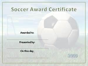 Soccer Award Certificate Template Pics Photos Soccer Certificate Awards Awards Free