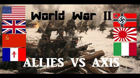 Teh Asix allied powers and axis powers www pixshark images galleries with a bite