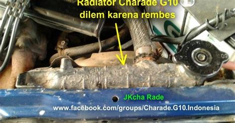 Filter Oli Charade G10 daihatsu charade g10 indonesia air radiator mobil berkurang
