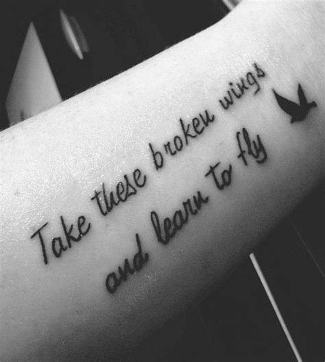 tattoo quotes about finding love 50 success quotes inked on your arm