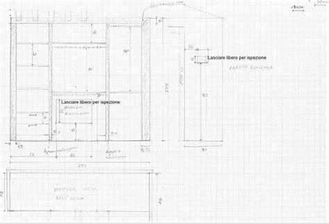 progetto armadio a muro realizzazione armadio a muro in cartongesso cesano