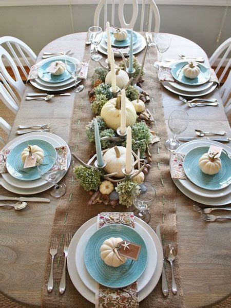what to make for a dinner of 6 10 stunning table setting ideas for thanksgiving daily